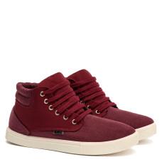 Sneakers LEO, Burgundy