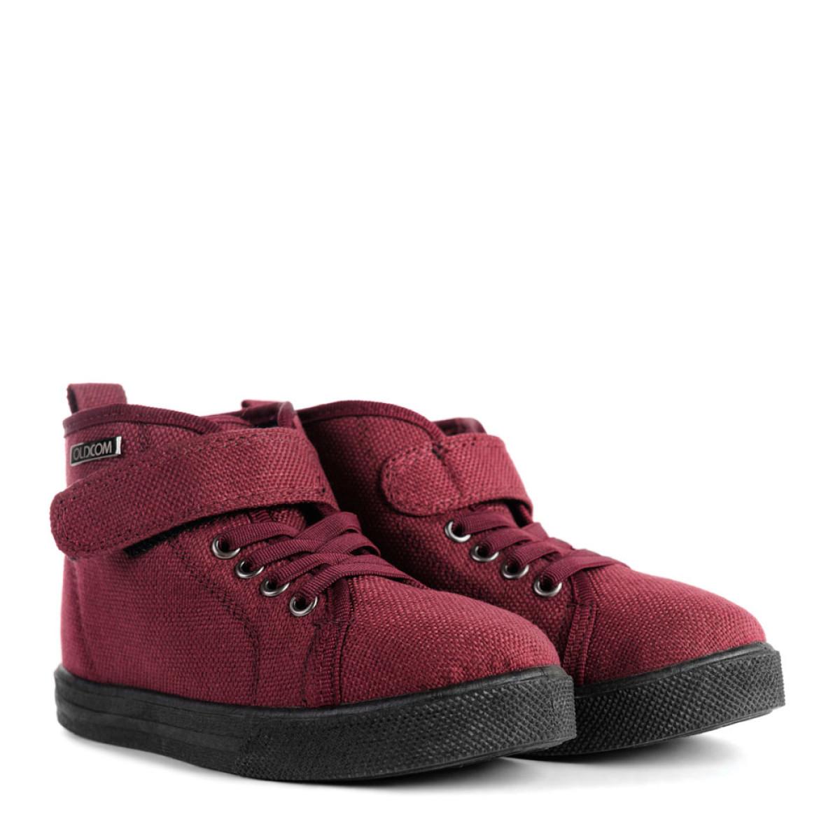 Sneakers YUTA, Burgundy