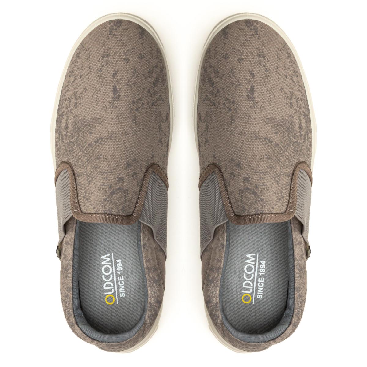 Slip-on RAY, Gray