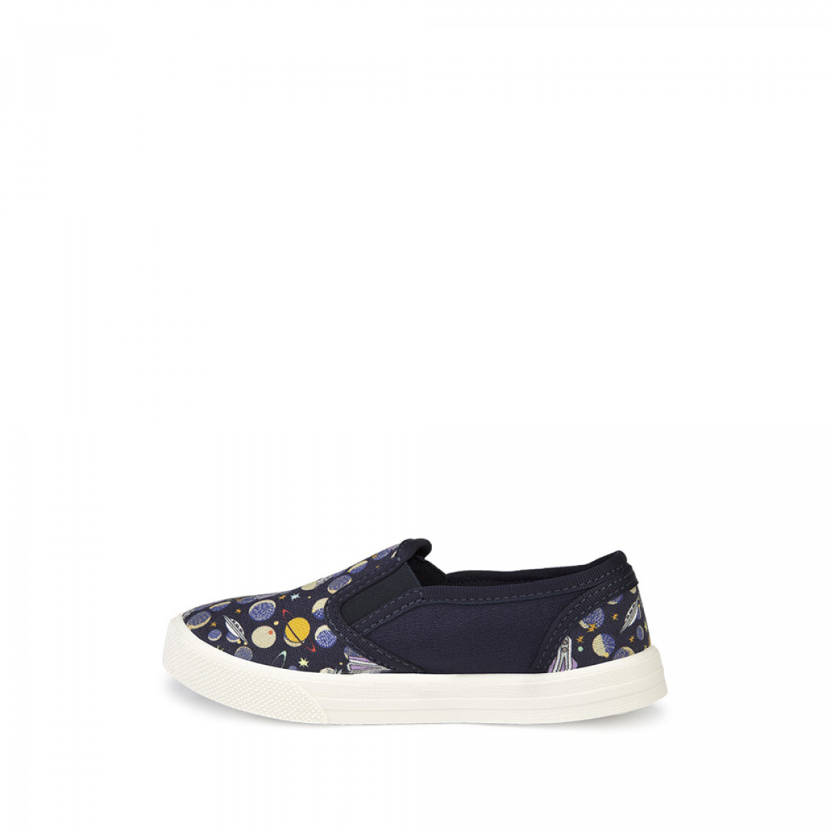Kid's Slip-on MILAN with print, Cosmo