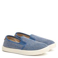 Slip-on ORIGINAL Flax, Blue