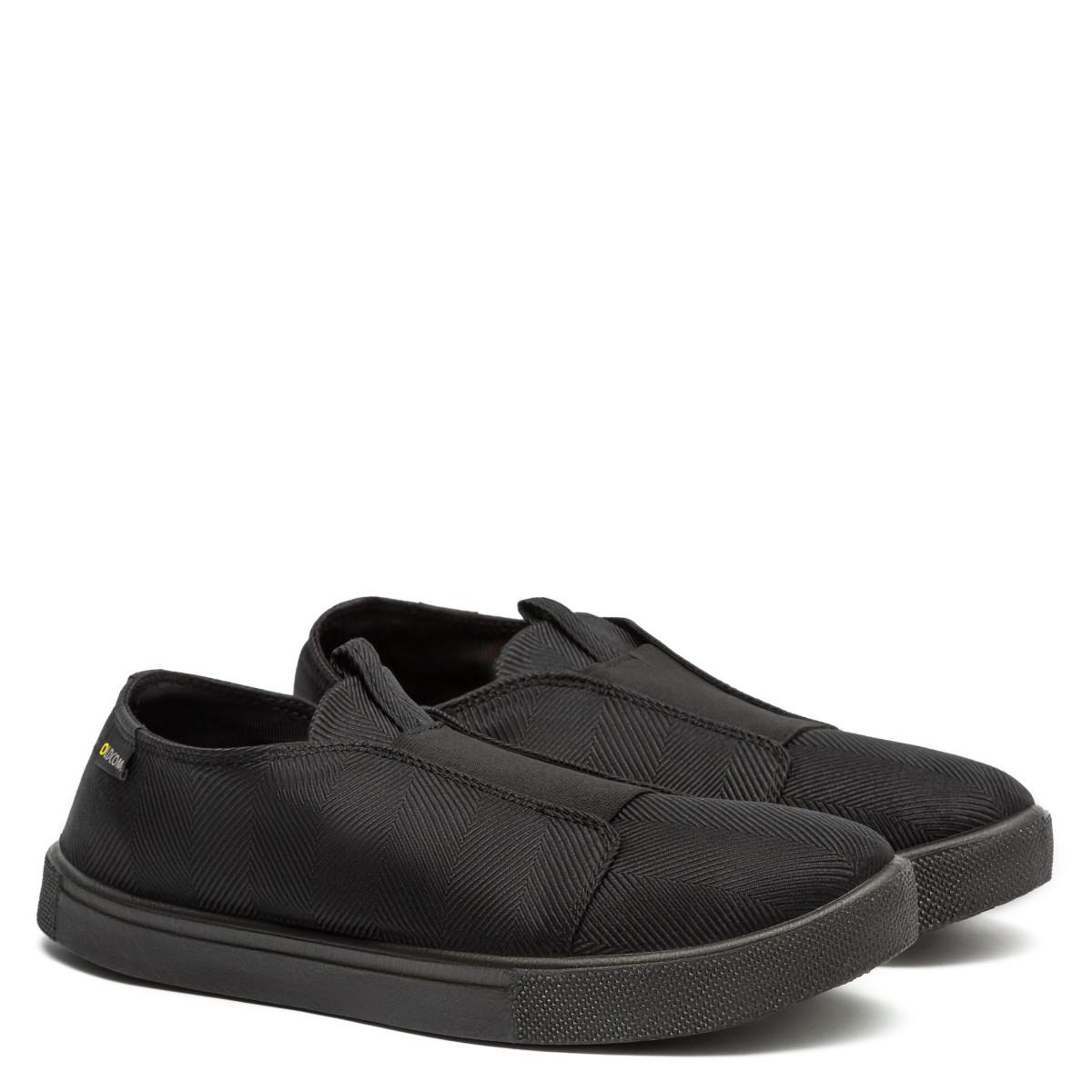 Slip-on MARTIN, Black