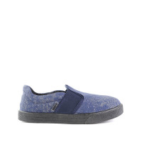 Kid's Slip-on RAY, Navy
