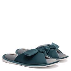 Women's Home slippers BUNNY, Blumarine/Blue