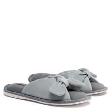 Women's Home slippers BUNNY, Azuriu / Blue