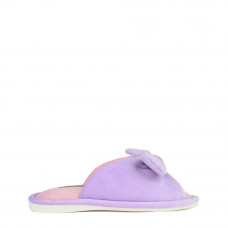 Kid's home slippers BUNNY, Violet/Pink