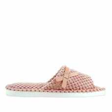 Women's Home slippers AMELY, Light Peach