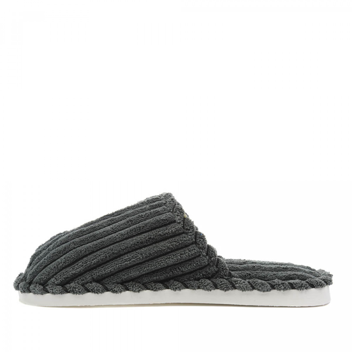 Home slippers LARRY, Gray