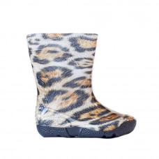 Kids' Wellies with print, Leopard