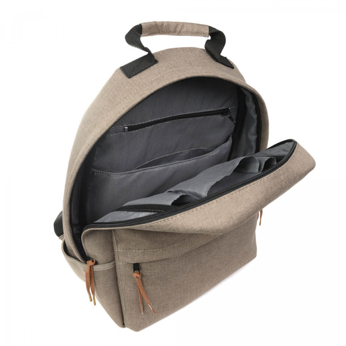 Backpack CITY, Beige