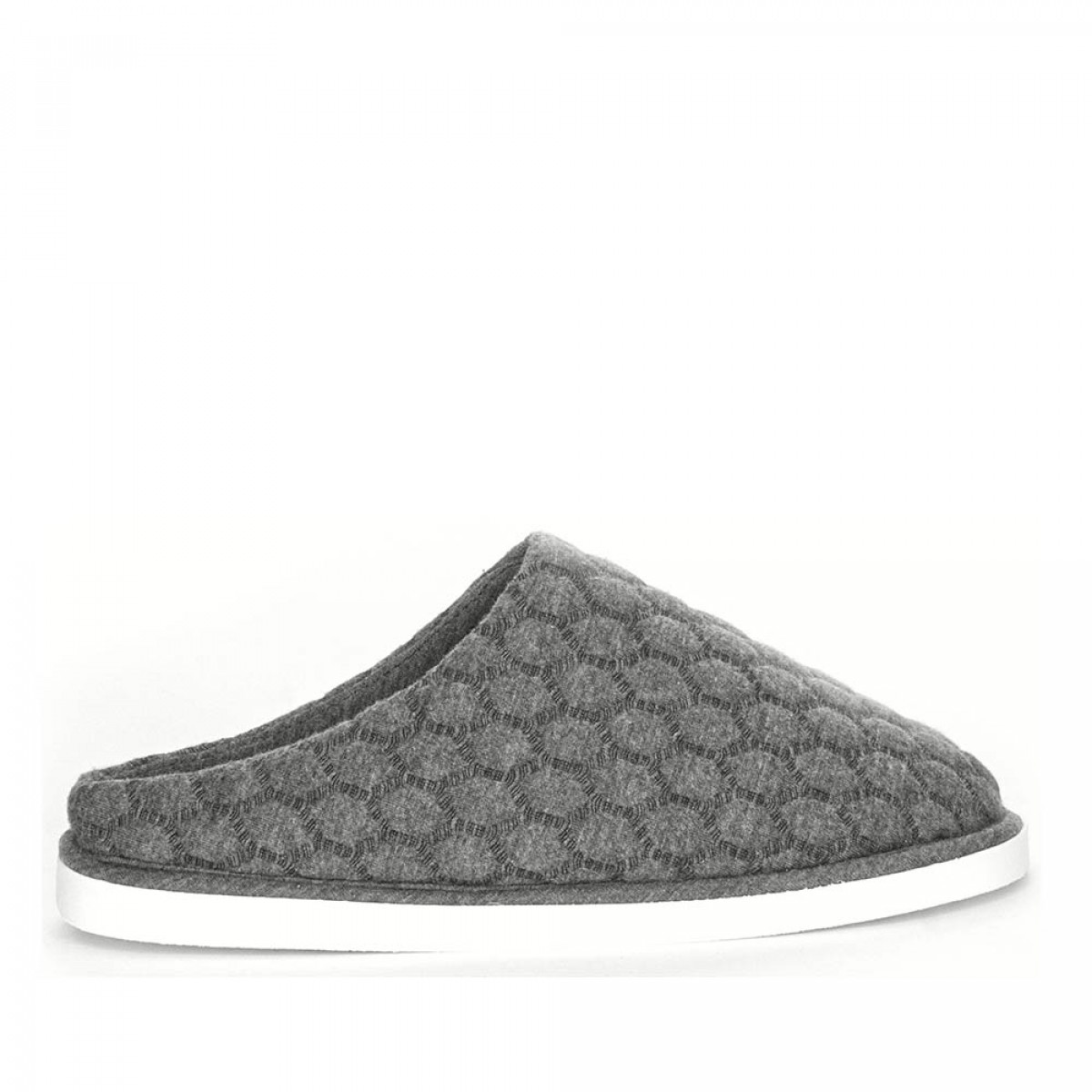 Men's Home slippers FAMILY, Gray