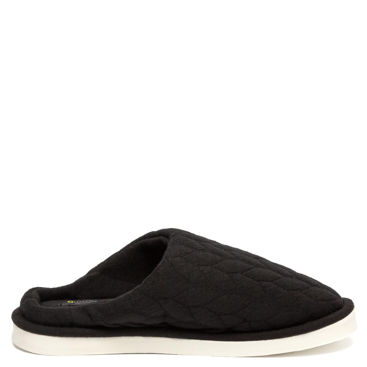 Women's Home slippers FAMILY, Black