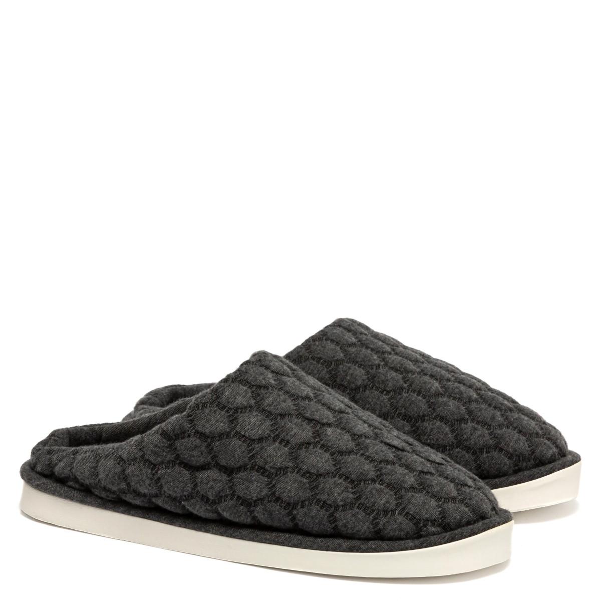 Women's Home slippers FAMILY, Gray