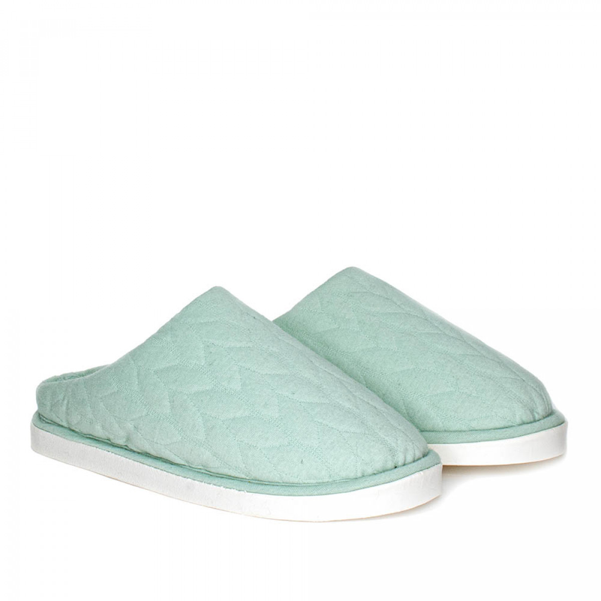Women's Home slippers FAMILY, Mint