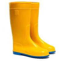 Women's Hight Wellies VIVID, Yellow/Blue
