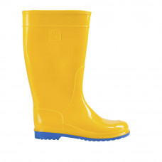 Women's Hight Wellies VIVID, Yellow/Blue