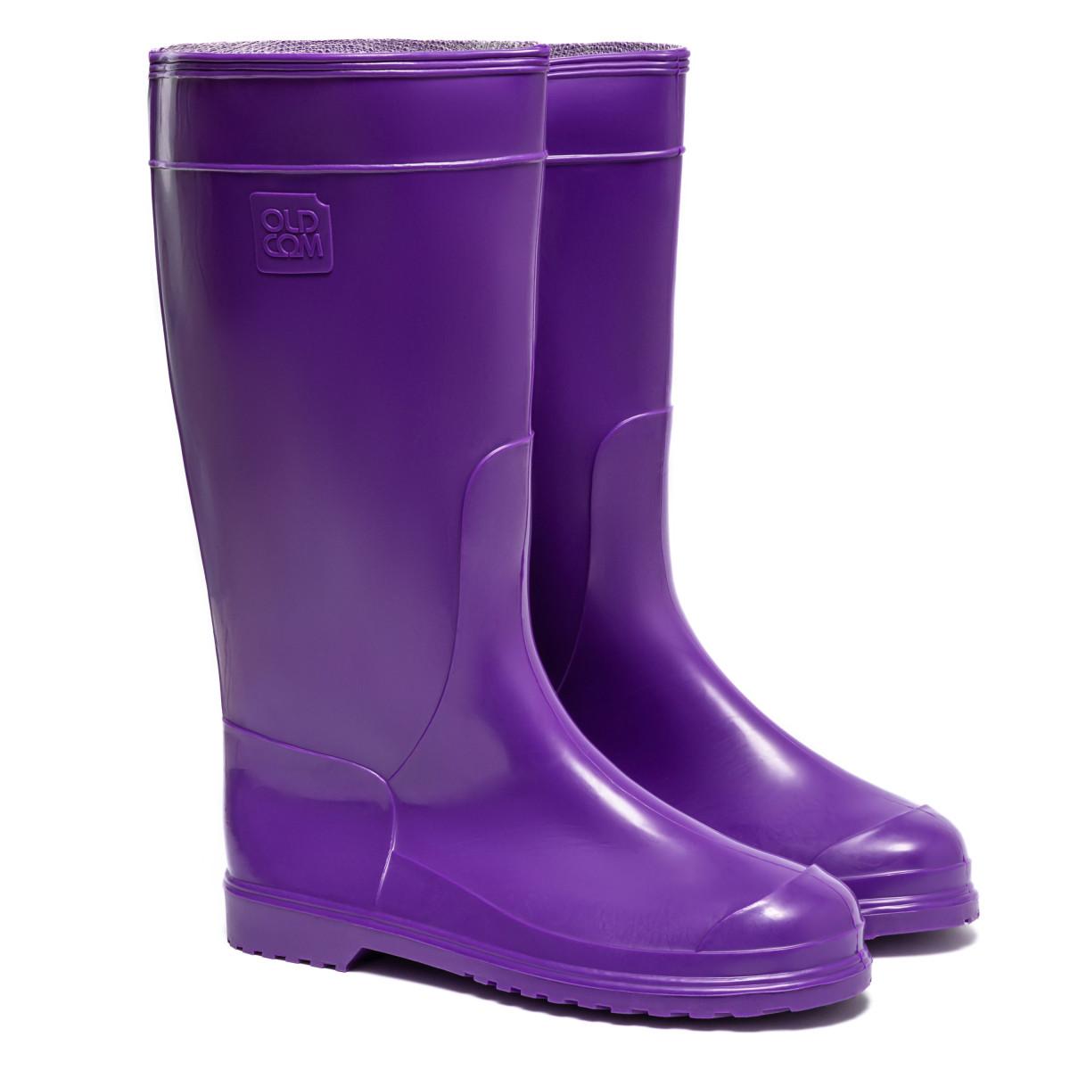 Women's Hight Wellies VIVID, Purple