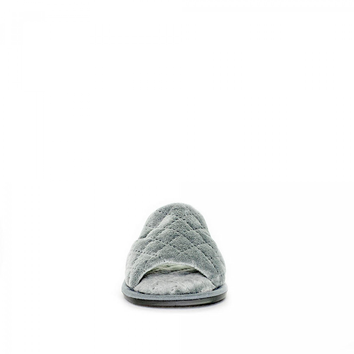 Kid's home slippers TOMAS, Gray