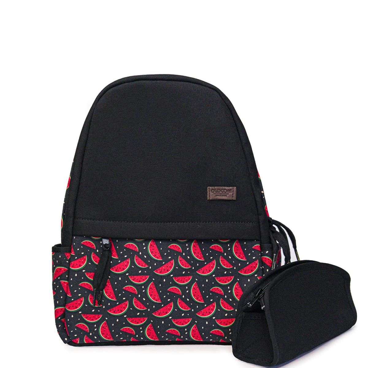 Backpack MINI Print, Melon