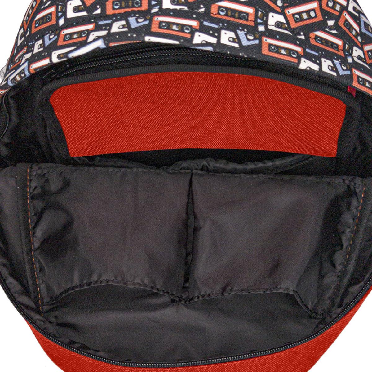 Backpack MINI Print, Retro